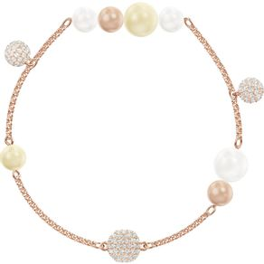 Swarovski-Remix-Collection-Pearl-Strand-multicolor-baño-de-oro-rosa
