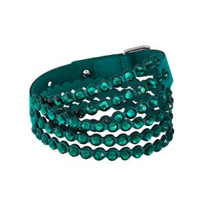 Pulsera-Swarovski-Power-Collection-verde