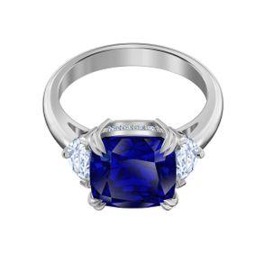 Anillo-de-coctel-Attract-azul-Baño-de-Rodio