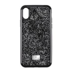Funda-para-smartphone-con-proteccion-Glam-Rock-iPhone®-XS-Max-violeta